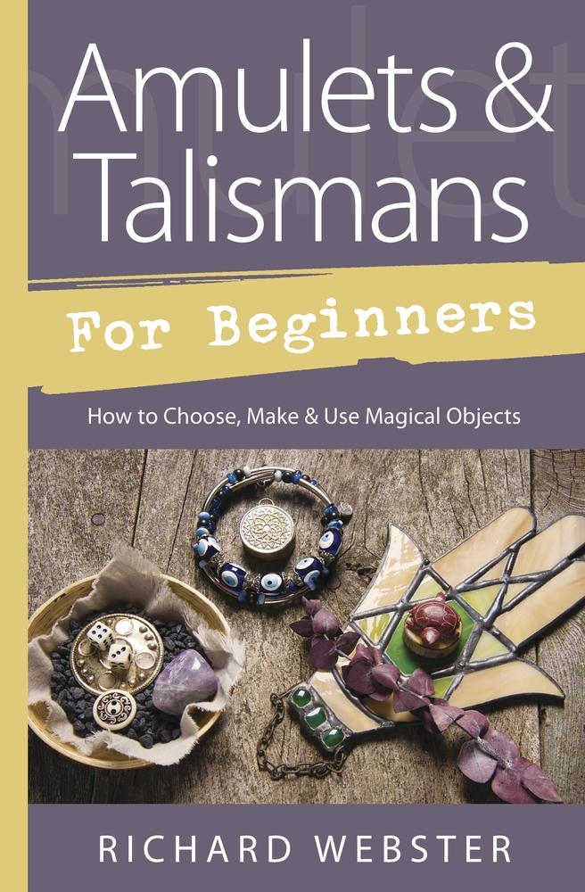 Amulets & Talismans for Beginners - WHYTE QUARTZ