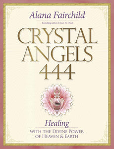 Crystal Angels 444 - WHYTE QUARTZ