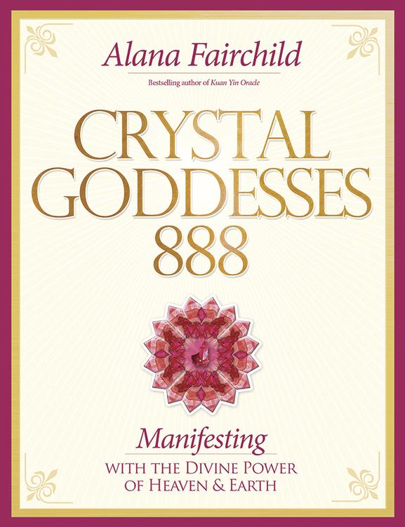 Crystal Goddesses 888 - WHYTE QUARTZ