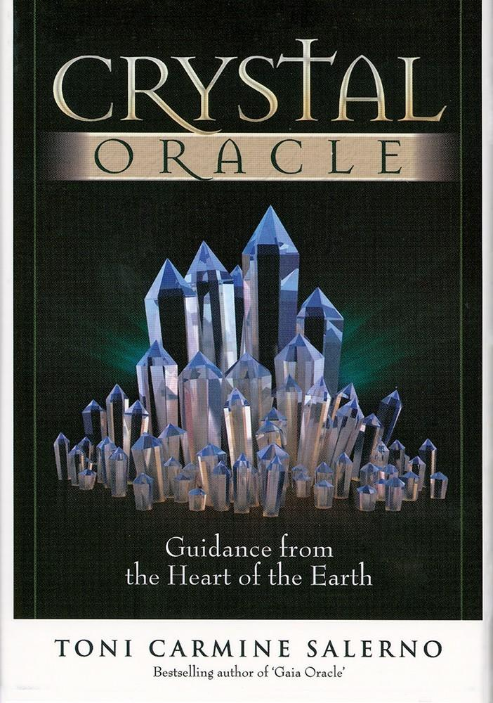 Crystal Oracle - WHYTE QUARTZ