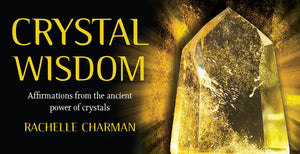 Crystal Wisdom Inspiration Cards - WHYTE QUARTZ