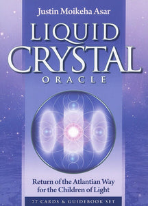 Liquid Crystal Oracle - WHYTE QUARTZ