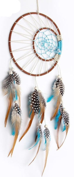 Polished Crystal Dream Catcher