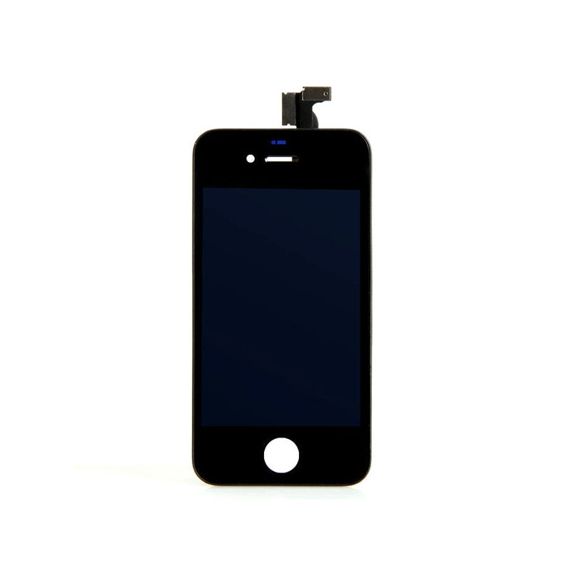 Durable Replacement Full LCD Display Monitor & Touch Screen Digitizer Set for iPhone 4S (Black)