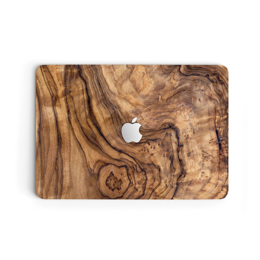 Wood Laptop Skin