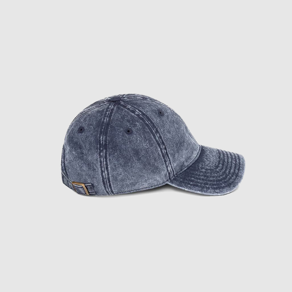 X Vintage Cotton Twill Cap