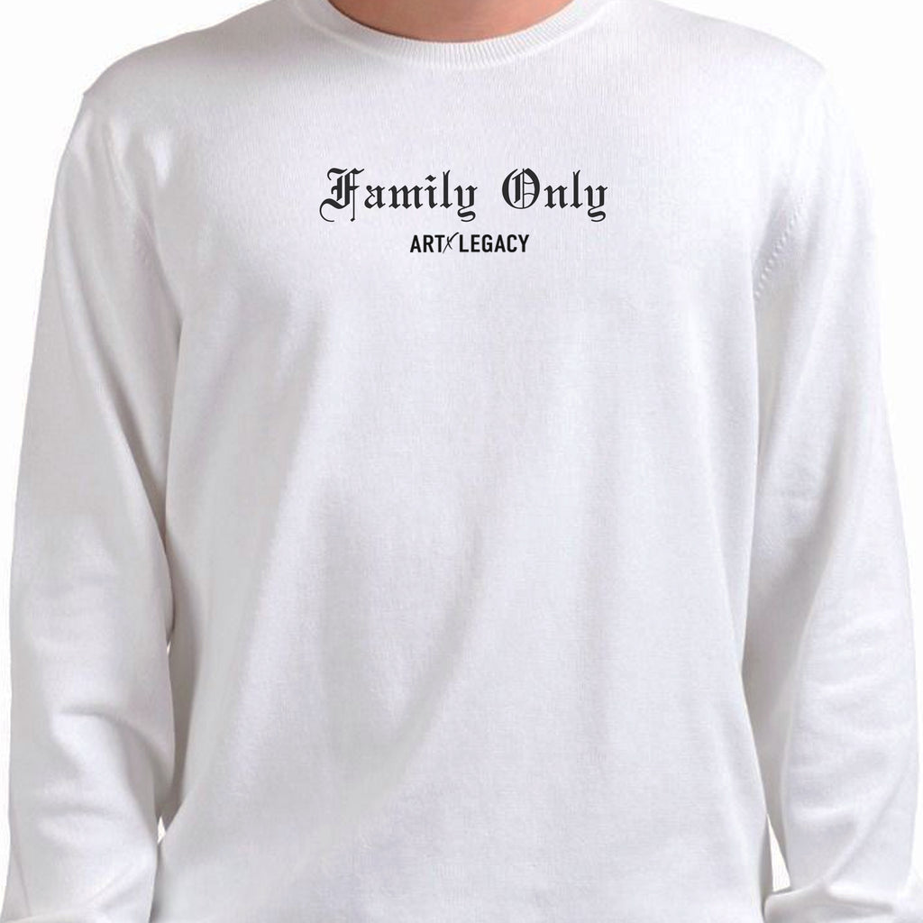 Family Only Crewneck