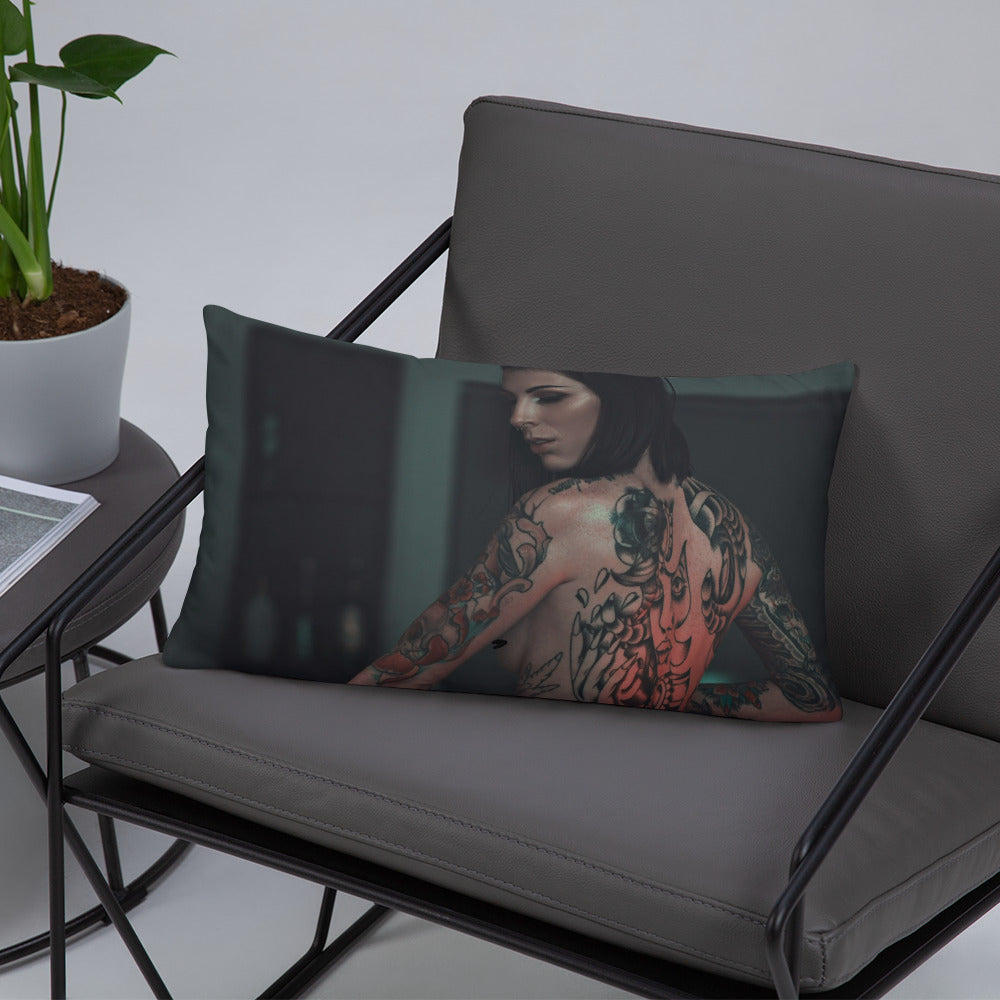 Taylor Throw Pillow 4