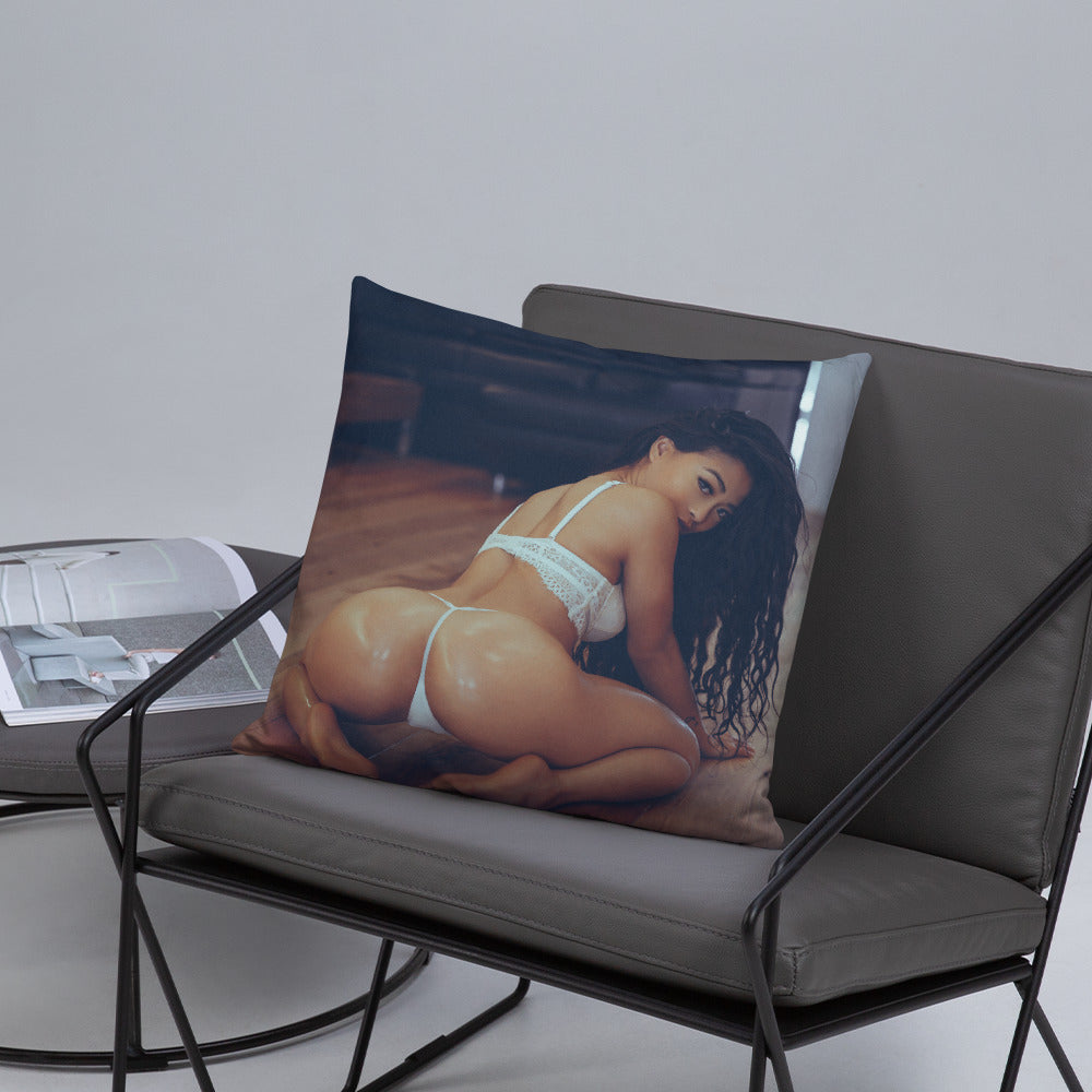 Robegiene Throw Pillow 1