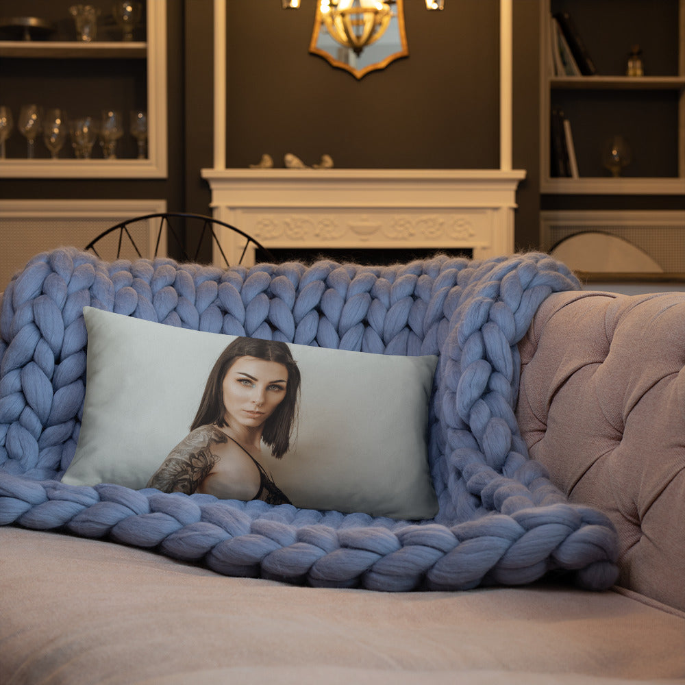 Taylor Throw Pillow 2