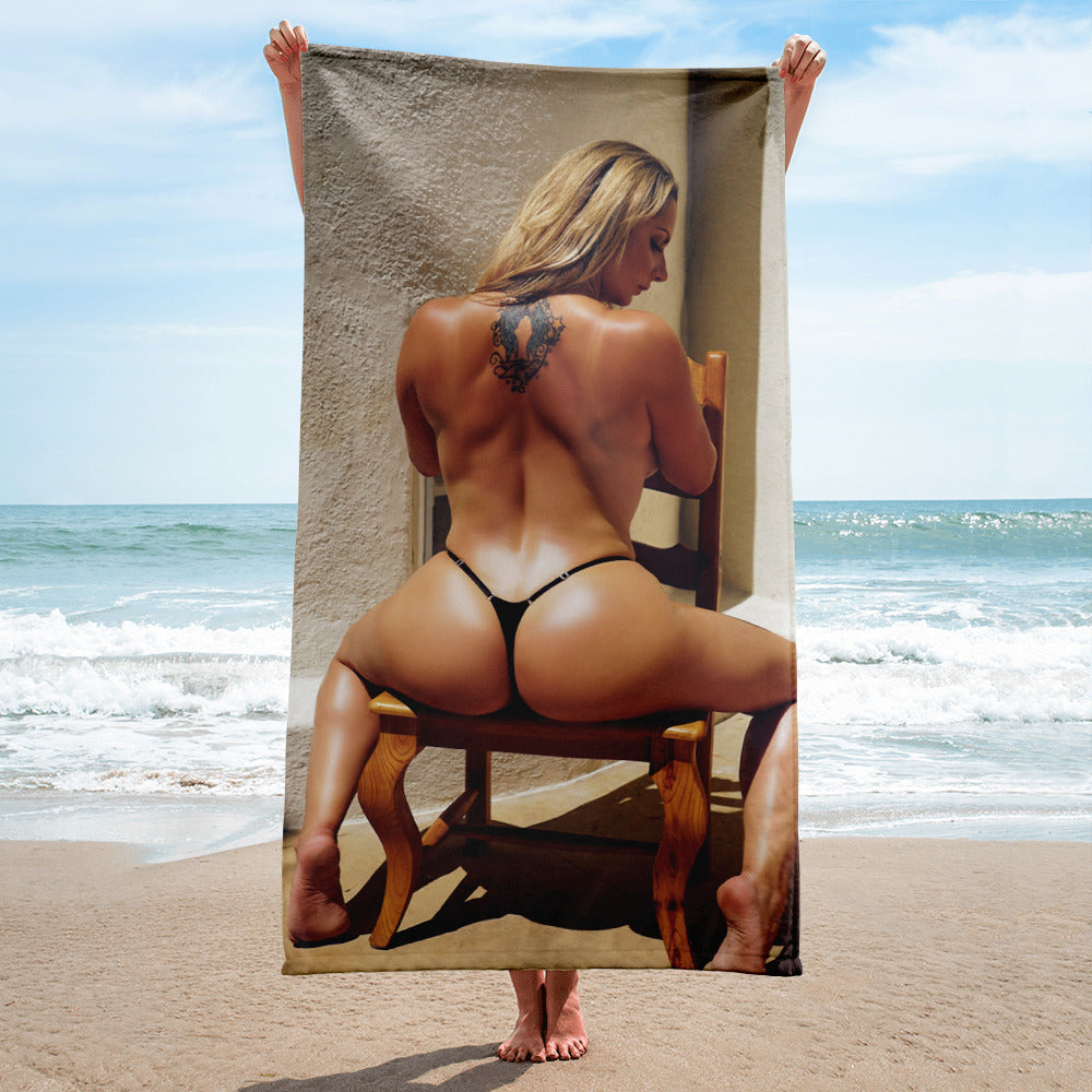 Monica Huldt Towel 3