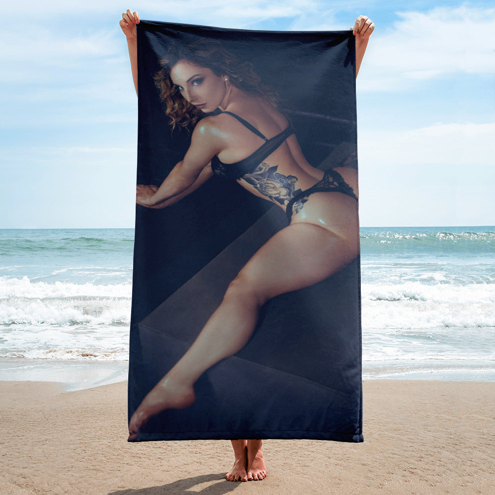 Mary Elizabeth Towel 6