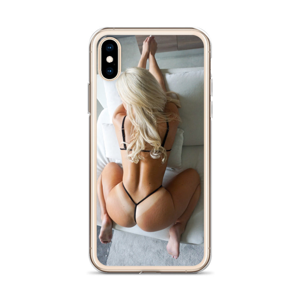 Courtney iPhone Case 1