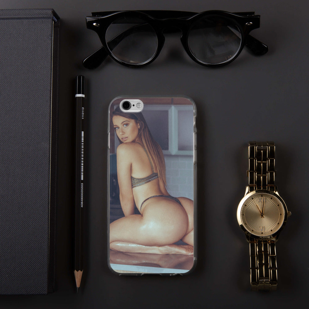 Jesenia Echeverria iPhone Case 1