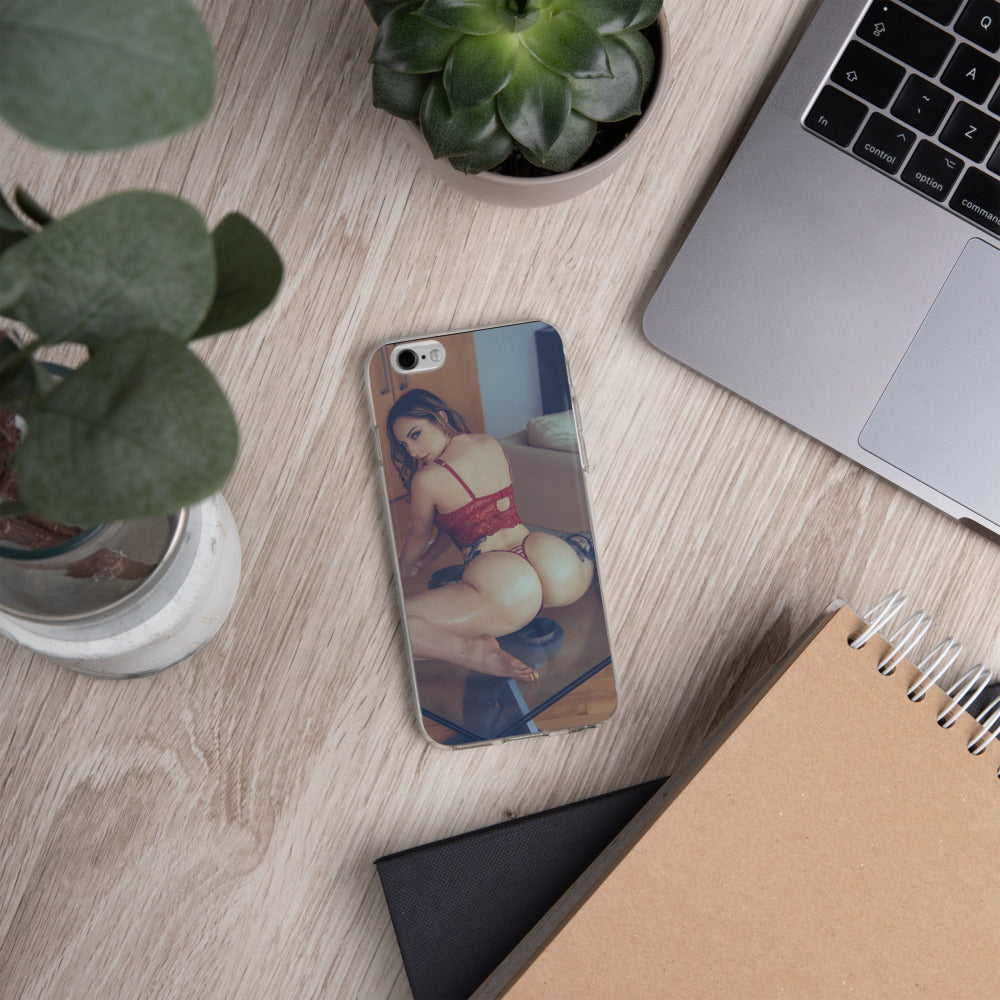 Mary Elizabeth iPhone Case 5