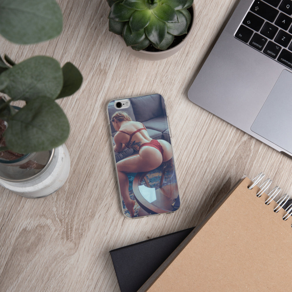 Mary Elizabeth iPhone Case 2
