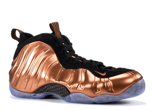 Nike Foamposite Copper