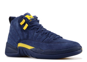 Jordan 12 Michigan
