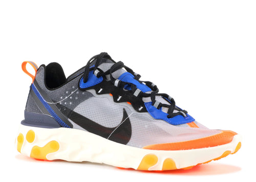 Nike React Element 87 Thunder Blue
