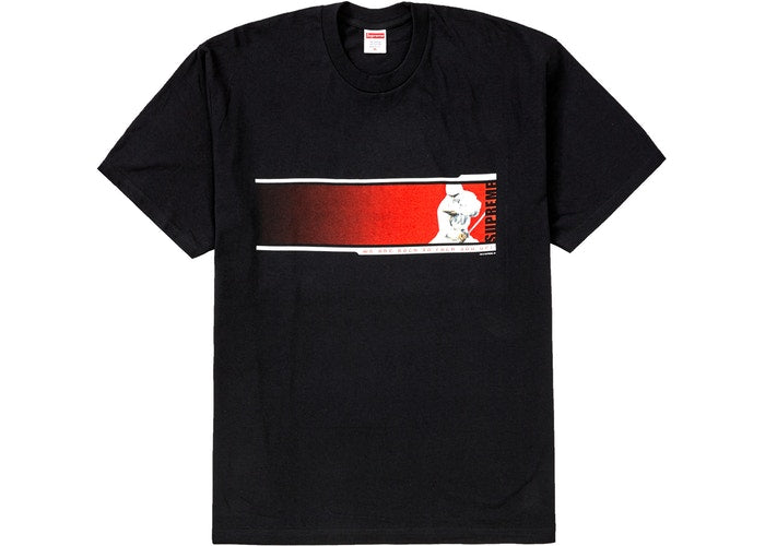 Supreme Were Back Tee