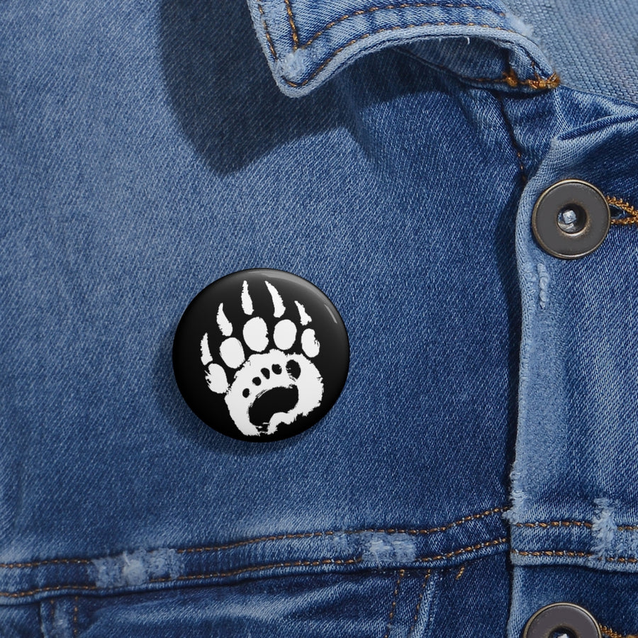 Bearfoot Pin