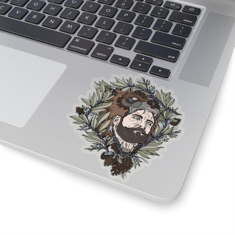 'Wild Heir' Sticker