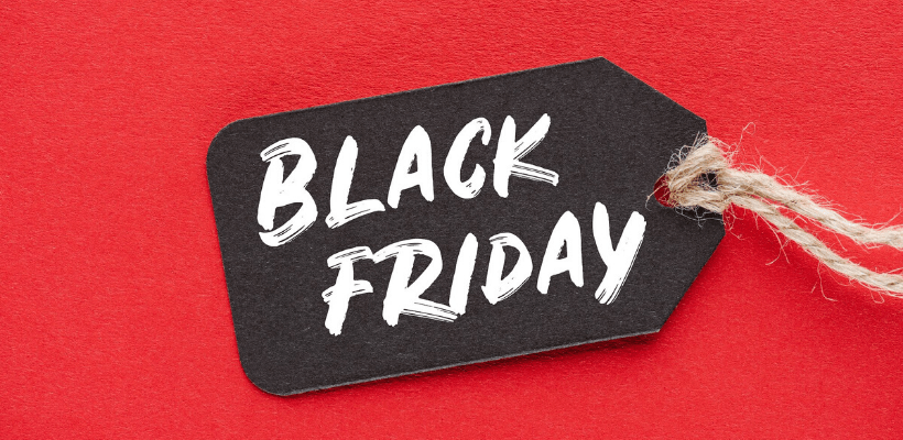Black Friday Landing Page: How To Boost Sales Effectively
