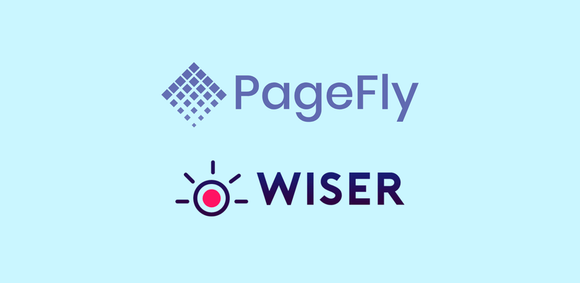 How To Upsell And Cross-sell With PageFly And WISER - Personalized Recommendations App