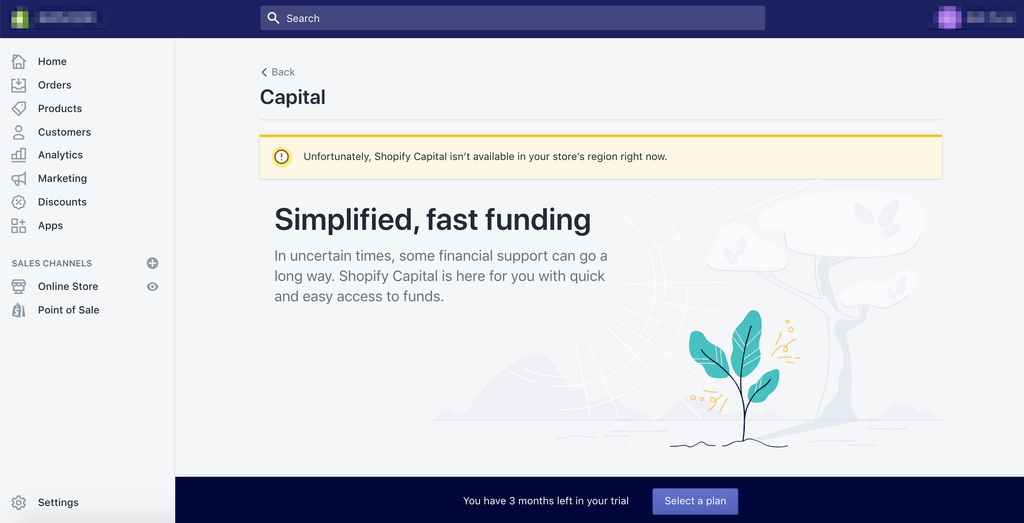 Shopify Capital