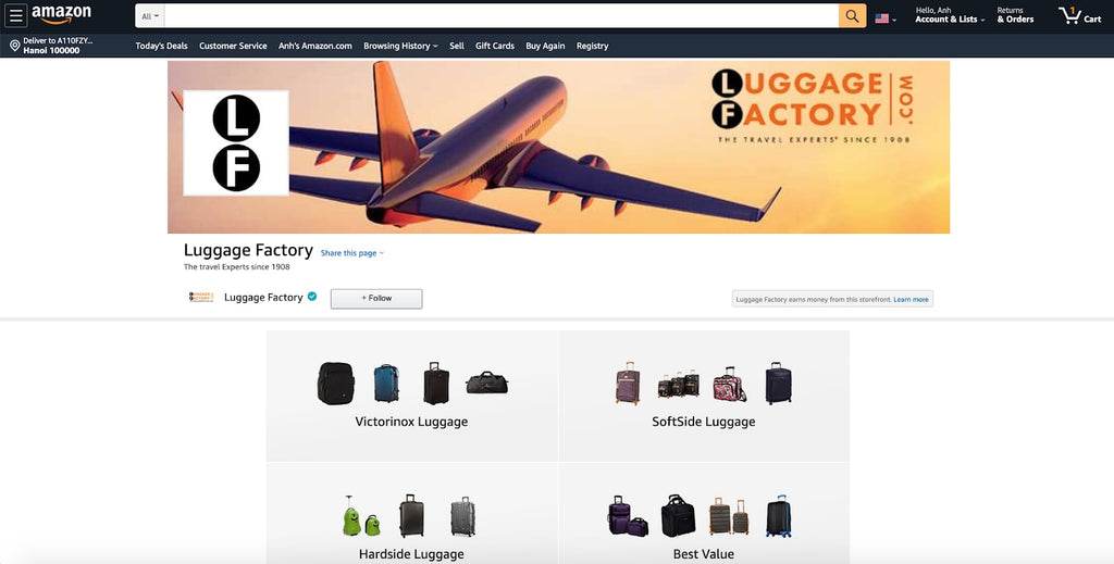 Store that is using both Amazon and Shopify