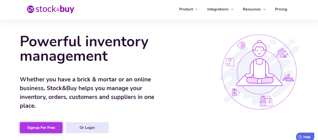 Stock&Buy shopify inventory management