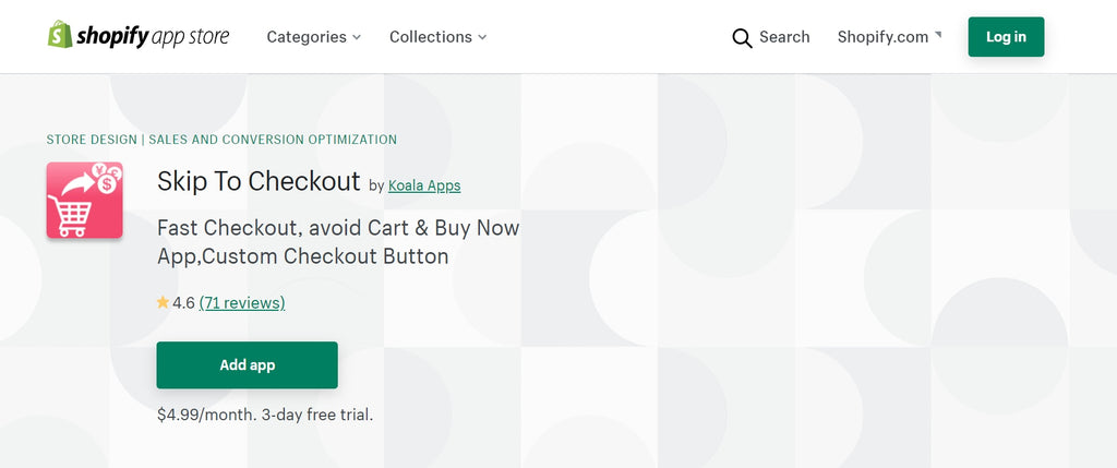 you can skip the cart page and send your customers directly to checkout.
