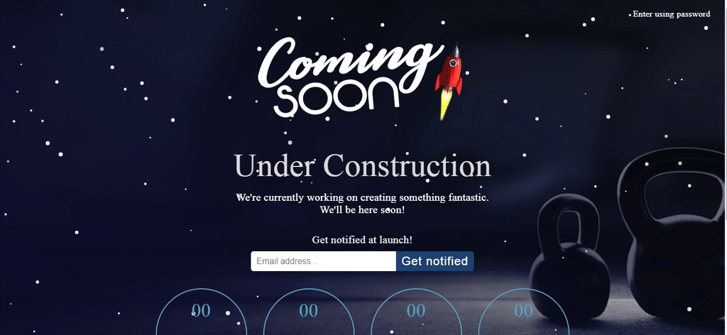 Under Construction Coming Soon  coming soon apps