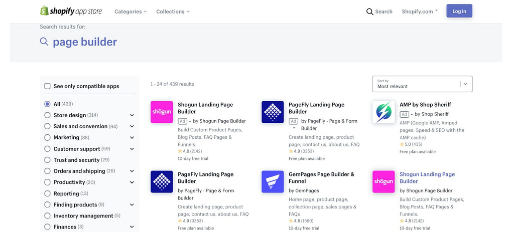 sell applications and plugins on Shopify