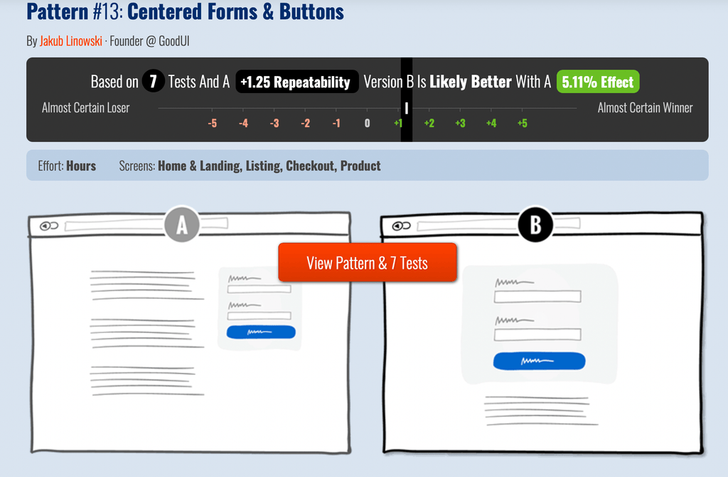 Landing Page Email Capture