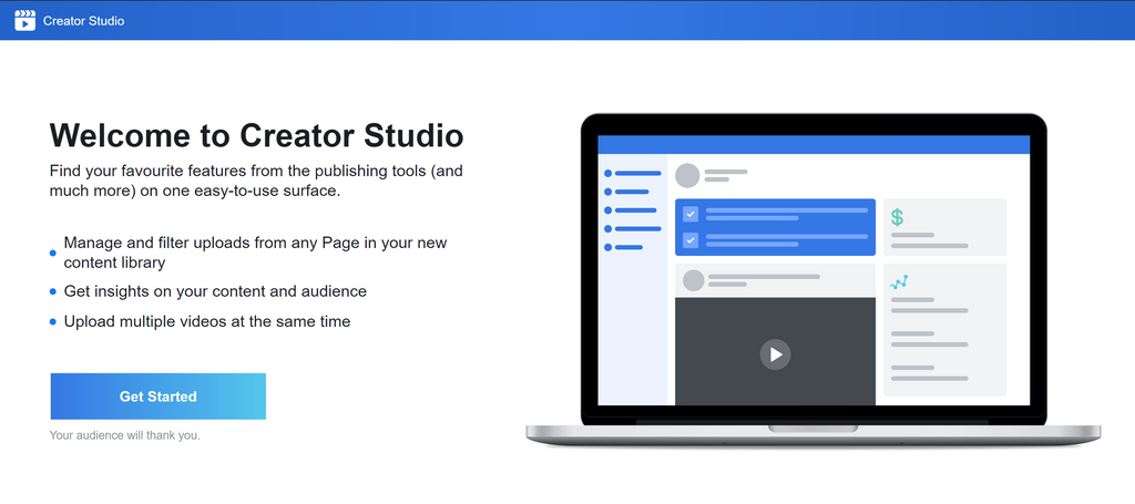 Facebook Instagram Creator Studio