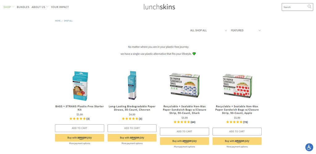 Lunchskins Store
