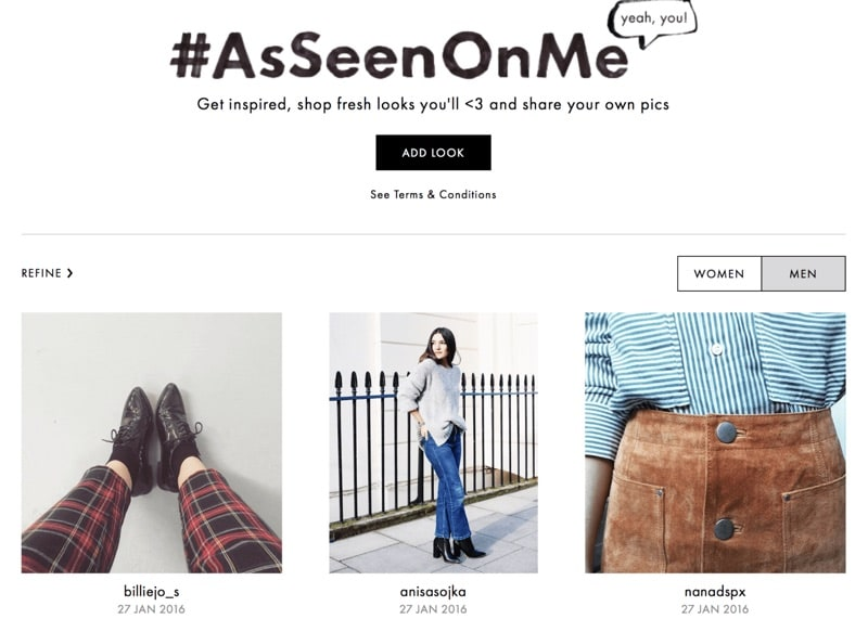asos-user-generated-content