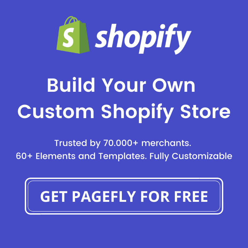PageFly - Advanced Page Builder for Shopify