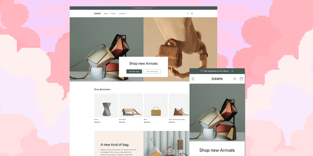 Shopify Dawn Theme Overview