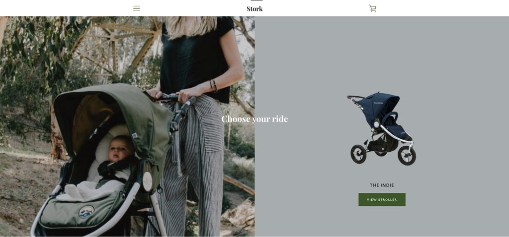 shopify front-end