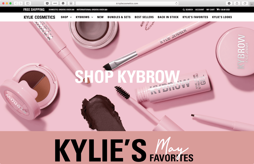 Kylie's Cosmetics