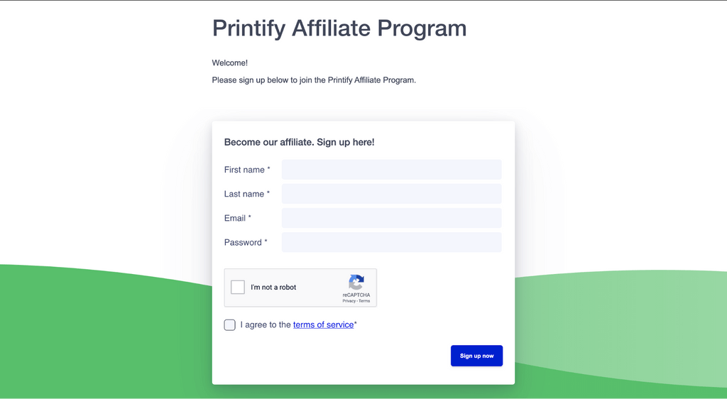 printify-affiliate-signup