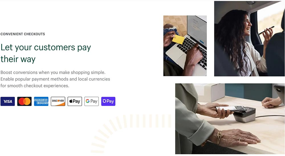 Ecwid Payment