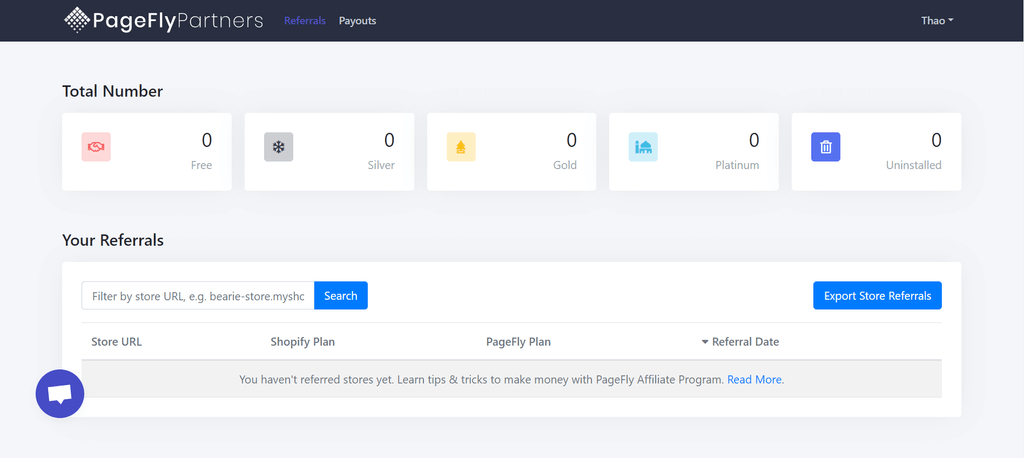 pagefly-affiliate-dashboard