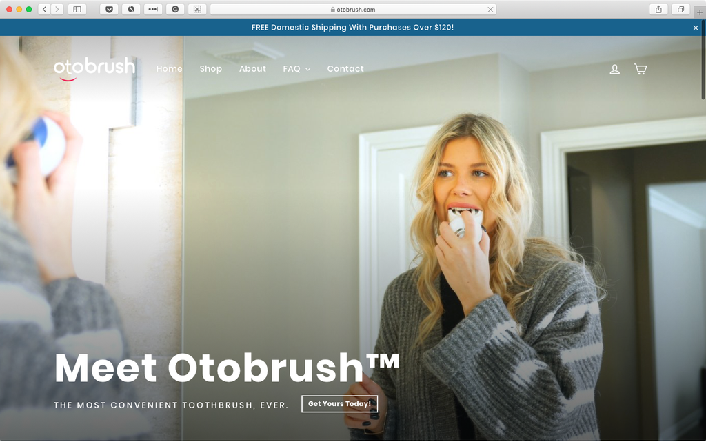 Otobrush