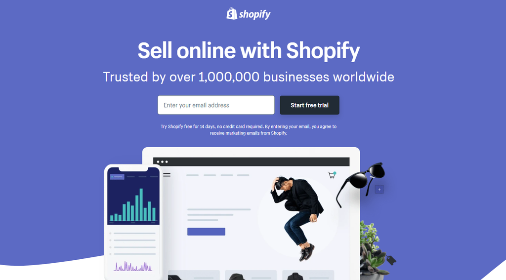 Shopify-free-trials