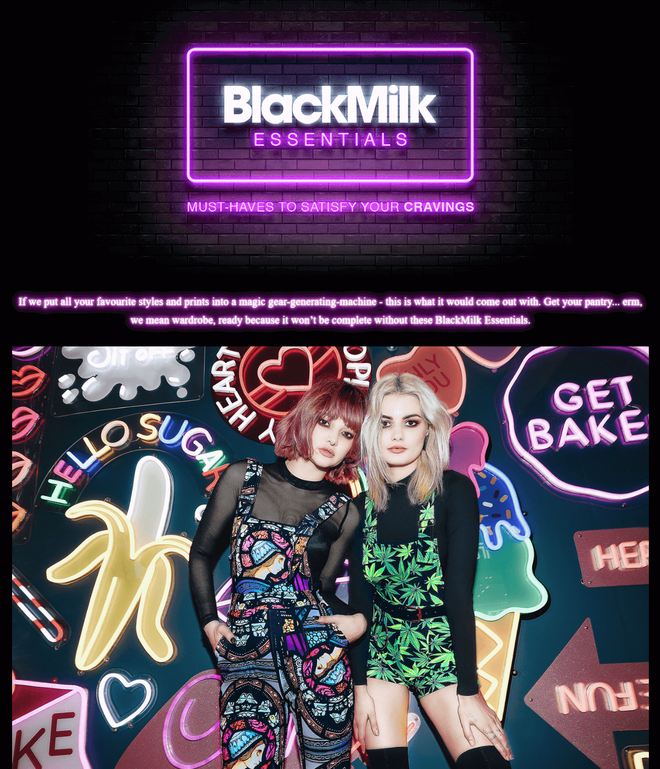 BlackMilk Clothing