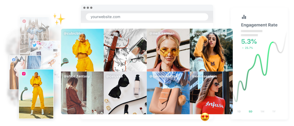 Show Pictures of Real Customers as Social Proof