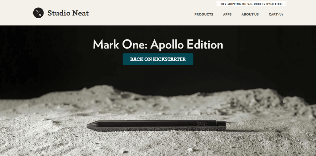 Mark One apollo edition